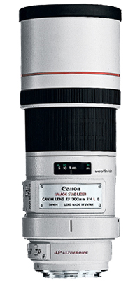 EF300mm f_4L IS USM